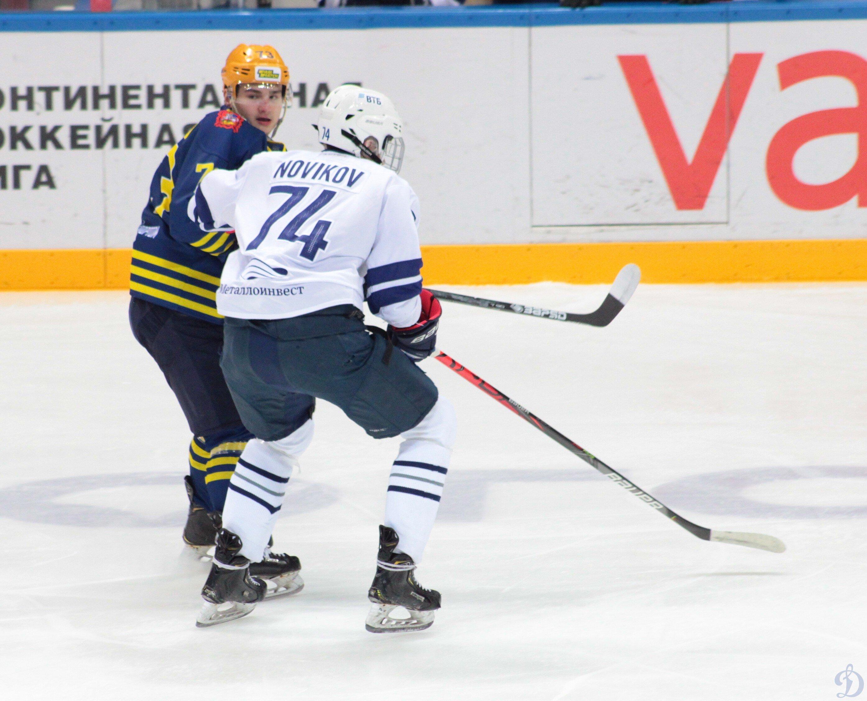 Тренерский штаб динамо москва хоккейный клуб ибица клубы москва